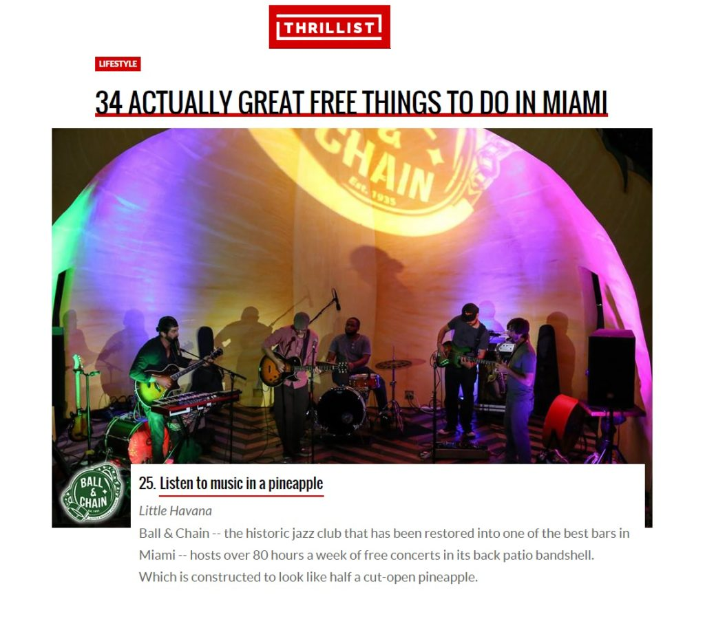Great Free Things to Do in Miami